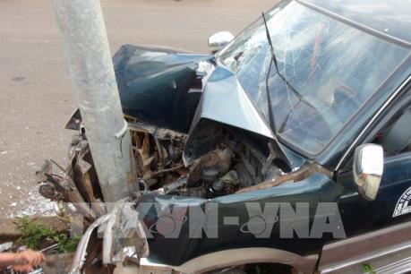 Tai nạn giao thông xảy ra tại Quảng Ninh và Bình Phước