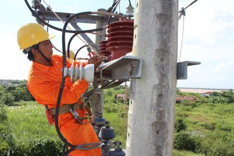 Tiếp tục nâng cao độ tin cậy trong cung cấp điện