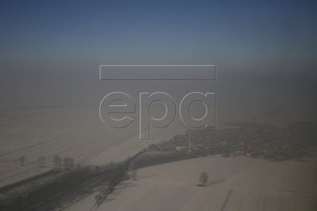 Miền Bắc Trung Quốc tiếp tục hứng chịu khói mù
