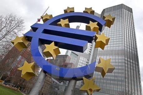 EC nâng dự báo tăng trưởng kinh tế Eurozone