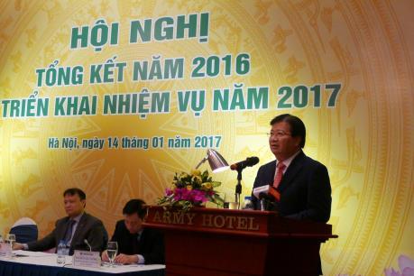 Phó Thủ tướng Trịnh Đình Dũng: Vinachem phải sớm chấm dứt những dự án thua lỗ