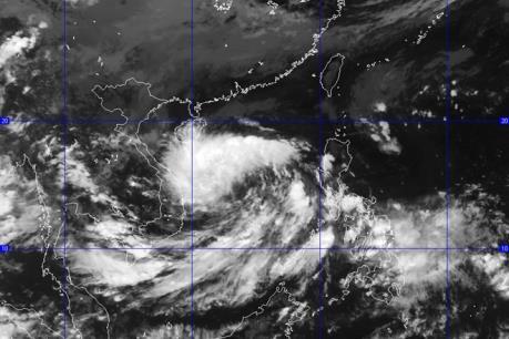Dự báo thời tiết: Vùng áp thấp trên Biển Đông đã hoạt động mạnh trở lại