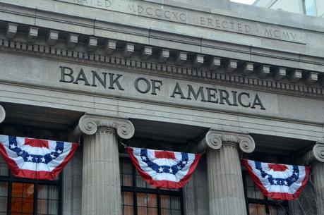 Mỹ: Các ngân hàng lớn đạt lợi nhuận cao năm 2016