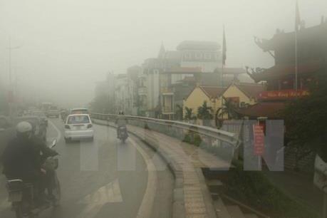 Dự báo thời tiết ngày 6/2: Bắc Bộ và Bắc Trung Bộ có sương mù