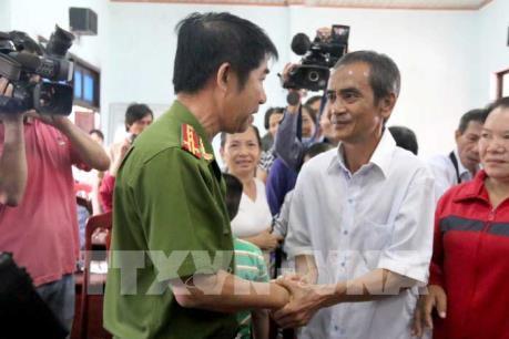 Đã chuyển hơn 10 tỷ đồng bồi thường cho ông Huỳnh Văn Nén