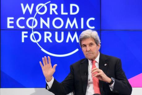 """Diễn đàn Davos 2017: Ngoại trưởng Mỹ kêu gọi EU """"tin tưởng chính mình"""""""