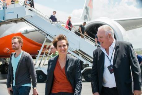 Jetstar mở đường bay quốc tế mới Đà Nẵng - Hồng Kông (Trung Quốc)