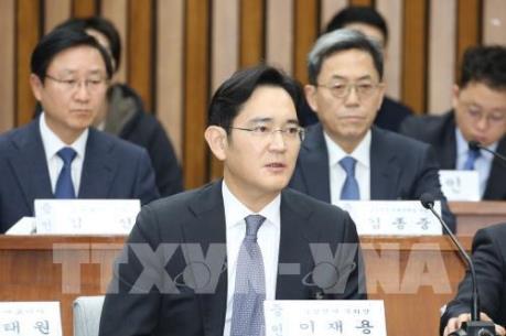 Thêm một cú sốc đối với Samsung Group