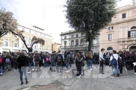 Tin thêm về động đất ở miền Trung Italy