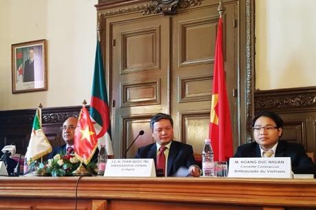 Việt Nam và Algeria cần lấy hợp tác kinh tế làm trọng tâm