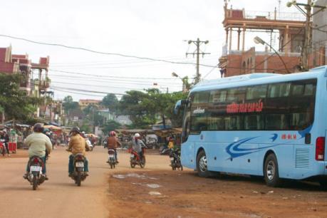 Giá vé xe Tết tại Lâm Đồng tăng không quá 60%