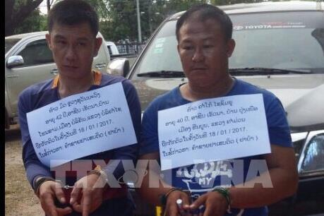 Chặn kịp thời hơn 40.000 viên ma túy xâm nhập vào Việt Nam