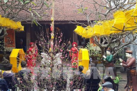 Phố cổ Hà Nội và Hoàng thành Thăng Long tưng bừng hoạt động đón Tết Nguyên đán