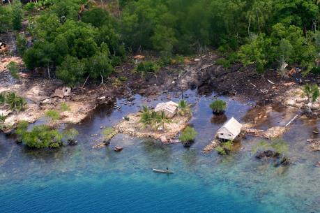 Lại xảy ra động đất mạnh ở quần đảo Solomon