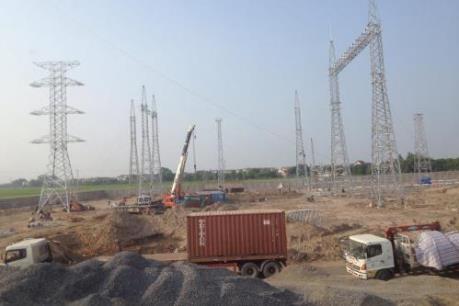 Triển khai các dự án chống quá tải và cấp điện cho khu công nghiệp
