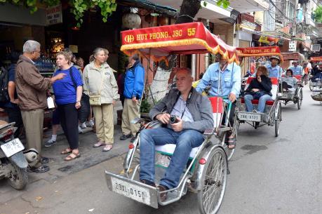 Khách quốc tế và bản sắc Việt