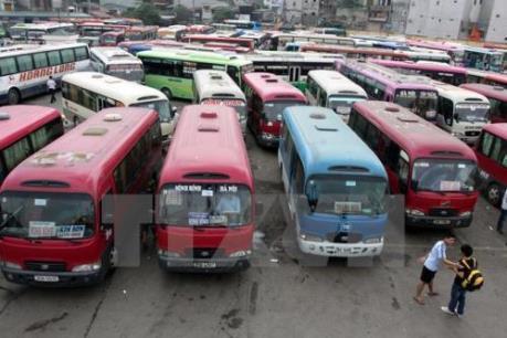 Hà Nội xử lý nghiêm nếu tùy tiện tăng giá vé xe khách