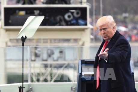 Chính quyền tân Tổng thống D. Trump khẳng định sẽ rút Mỹ khỏi TPP