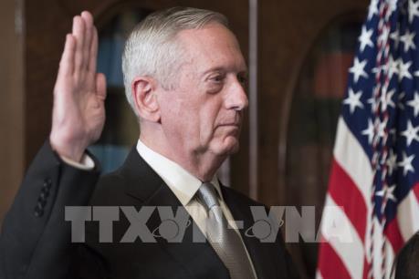 Thượng viện Mỹ phê chuẩn ông James Mattis làm Bộ trưởng Quốc phòng