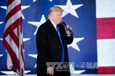 Lịch trình ba ngày đầu tiên làm việc của tân Tổng thống Trump