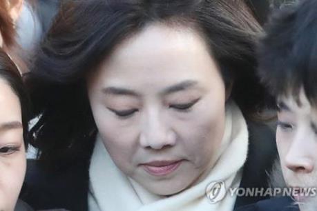 Bộ trưởng Văn hóa, Thể thao và Du lịch Hàn Quốc Jo Yoon-son từ chức