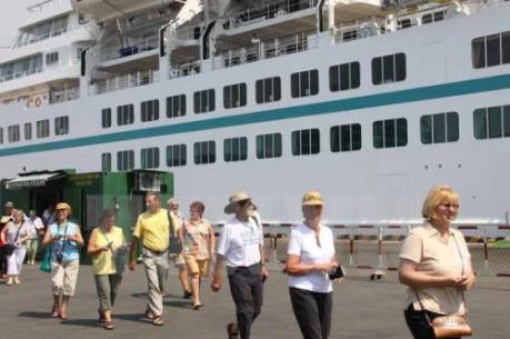 ASEAN đặt mục tiêu đón 4,5 triệu lượt khách du lịch tàu biển vào năm 2035