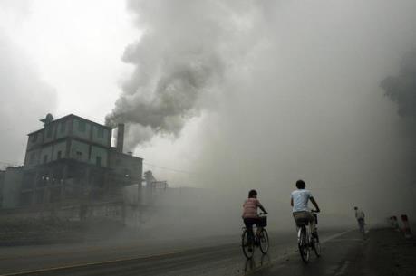 Trung Quốc với bài toán tăng trưởng và môi trường