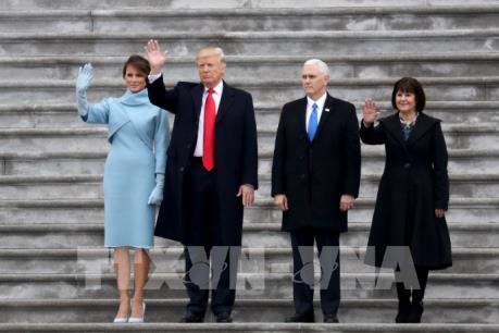 Điện mừng Tổng thống và Phó Tổng thống Hợp chúng quốc Hoa Kỳ