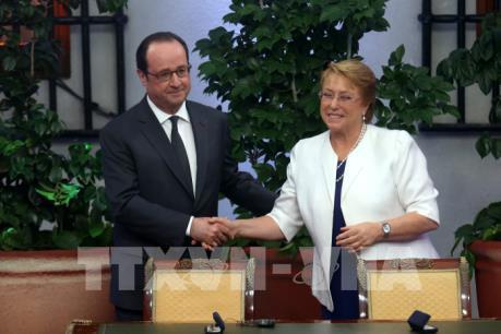 Tổng thống Pháp phản bác quan điểm chống toàn cầu hóa