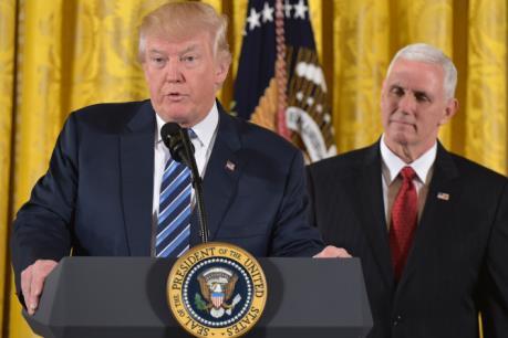 Tổng thống Donald Trump khẳng định sớm đàm phán lại NAFTA