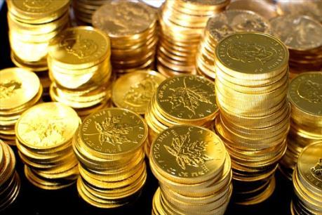 Giá vàng trong nước đi xuống ngay trước kỳ nghỉ lễ Tết Nguyên đán Đinh Dậu 2017