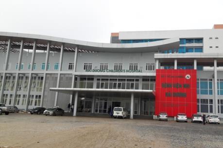 Thi hành kỷ luật các cán bộ, đảng viên vi phạm tại Bệnh viện Nhi Hải Dương