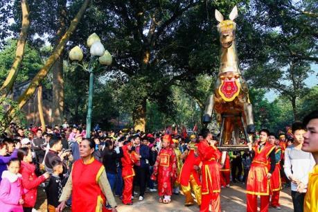 Những điều ít biết về Lễ hội Gióng tháng Giêng âm lịch