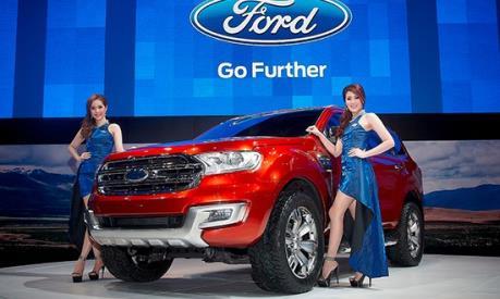 Ford nỗ lực chinh phục thị trường phụ tùng ô tô