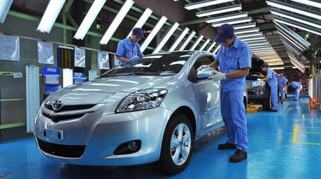 Chi phí sản xuất ô tô ở Việt Nam cao hơn Thái Lan khoảng 20%