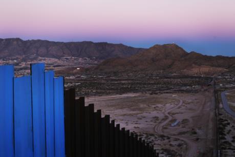 Mexico tuyên bố không thương lượng với Mỹ về kế hoạch xây tường biên giới