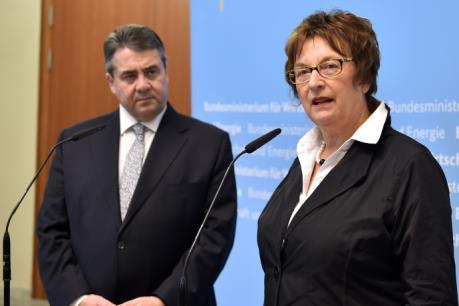 Bộ trưởng Kinh tế Đức chuyển sang làm Bộ trưởng Ngoại giao