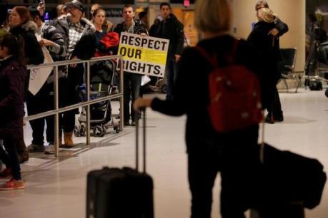 Thẩm phán Mỹ ra phán quyết hạn chế một phần sắc lệnh chính sách thị thực