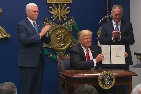 Nhiều nước phản đối quyết định cấm nhập cảnh của Mỹ