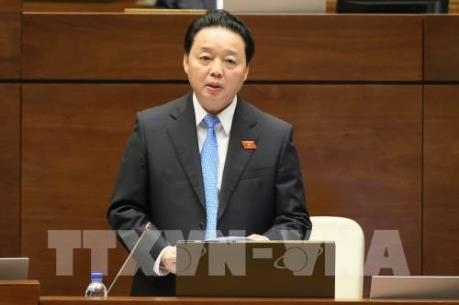 Bộ trưởng Trần Hồng Hà: Bảo vệ môi trường chính là đầu tư cho phát triển bền vững