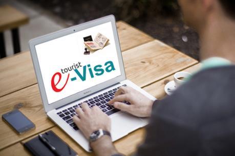 Thị thực điện tử là bước ngoặt thu hút khách quốc tế