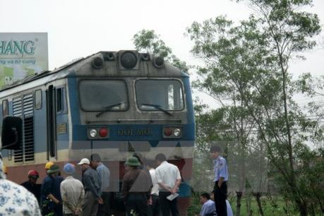 Đồng Nai: Tàu hỏa tông ô tô, nhiều người thương vong