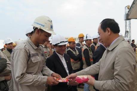 Đường sắt đô thị Cát Linh - Hà Đông ra quân đầu năm mới