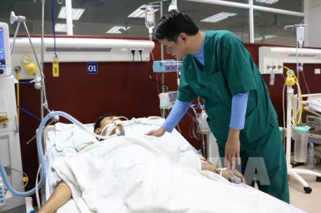 Cứu sống bệnh nhân bị vỡ tâm nhĩ