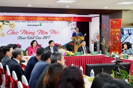 Vietcombank đặt mục tiêu trở thành ngân hàng số 1 Việt Nam