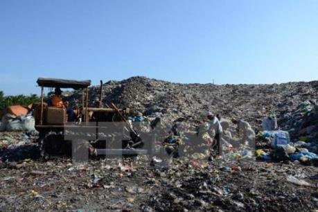 Vụ cháy xưởng phân loại rác tại Nam Sơn không ảnh hưởng việc xử lý rác ở Hà Nội