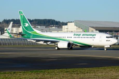 Châu Âu dỡ bỏ lệnh cấm đối với Iraqi Airways