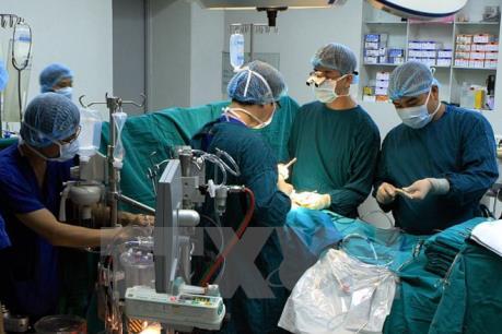Bệnh viện Xanh Pôn cứu sống kịp thời 2 bệnh nhân bị tắc hoàn toàn động mạch não giữa