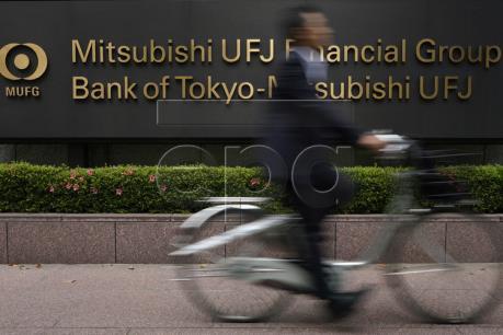 Các ngân hàng lớn của Nhật Bản gặp khó