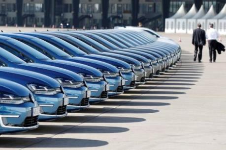 Doanh số bán xe mới tại Mỹ giảm 1,8% trong tháng 1/2017